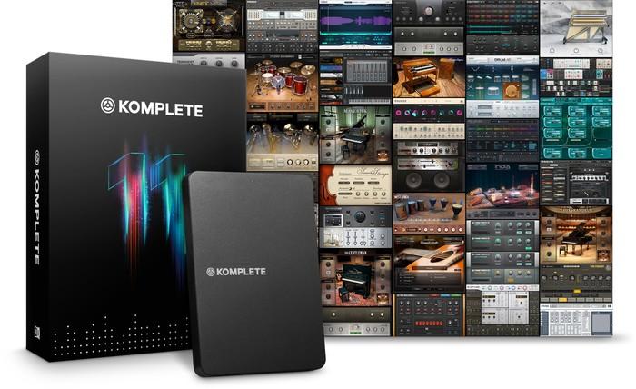 Native Instruments Komplete Kontrol S61 (28663)