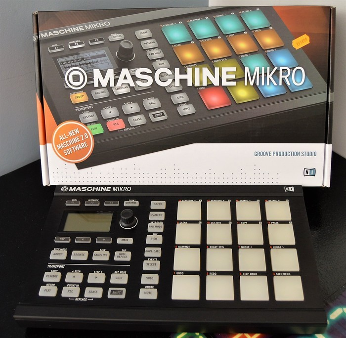 Native Instruments Maschine Mikro MKII (71349)