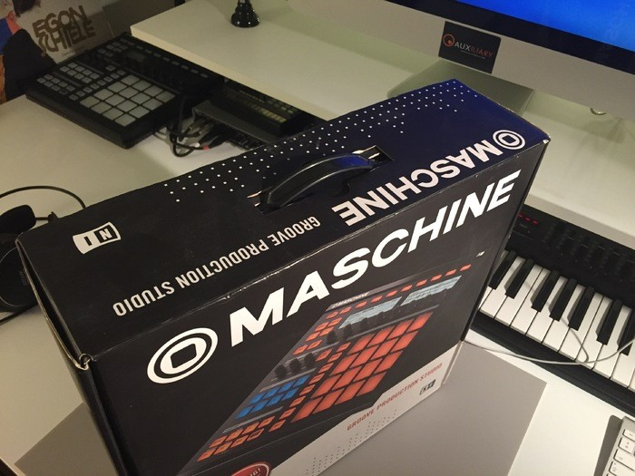 Native Instruments Maschine MKI (41431)