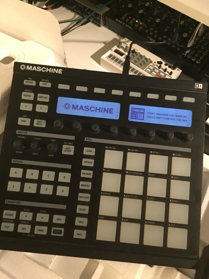 Native Instruments Maschine MKI (69858)
