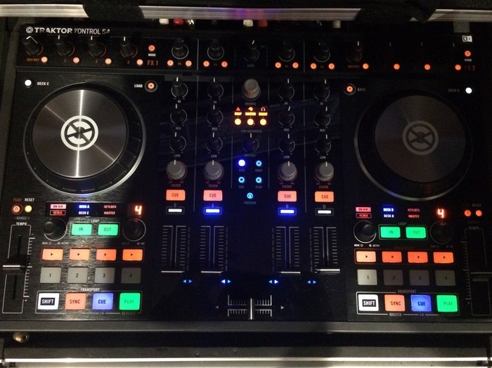 Native Instruments Traktor Kontrol S4 (8762)