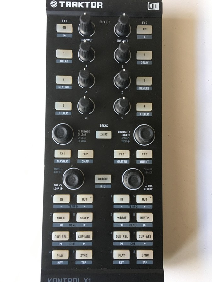 Native Instruments Traktor Kontrol X1 (25605)