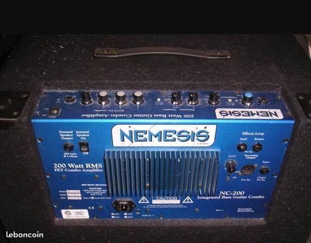 Nemesis (by Eden) NC200 (19980)