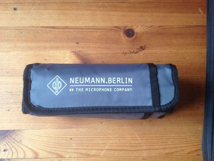 Neumann KMS 105 - Black (52599)