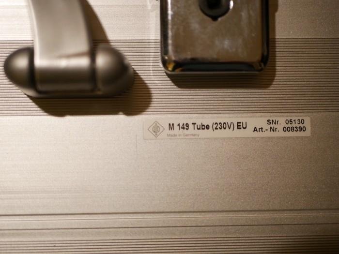 Neumann M 149 Tube (64597)