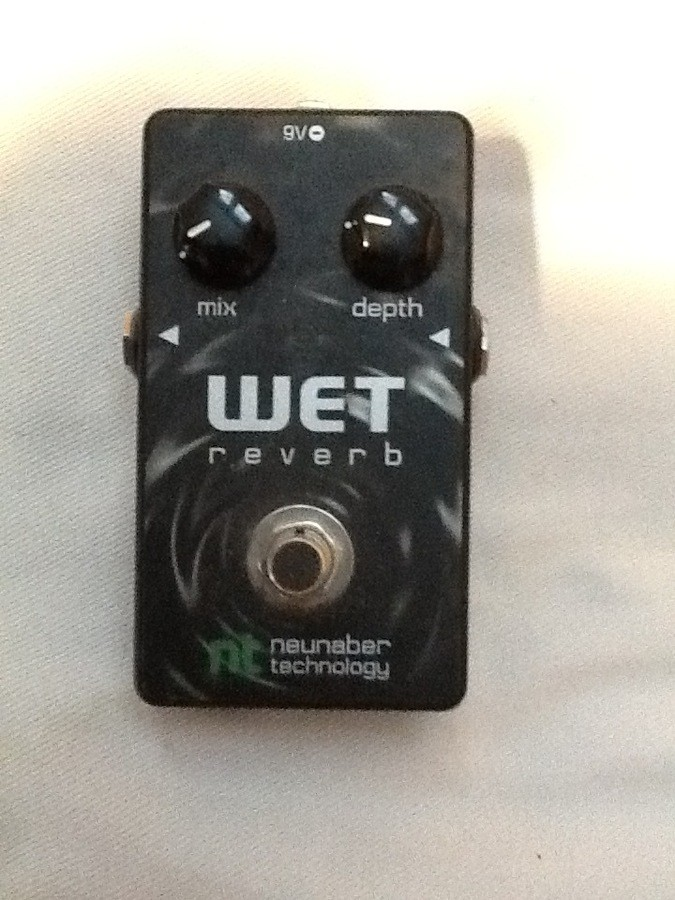 Neunaber Technology Wet Reverb V1 (37643)