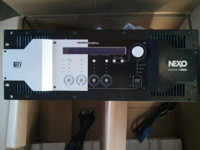 photo nexo nxamp 4x4 nexo nxamp 4x4 47312 349789 audiofanzine. Black Bedroom Furniture Sets. Home Design Ideas
