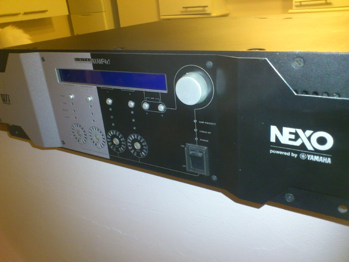 photo nexo nxamp4x1 nexo nxamp4x1 6253 1061370 audiofanzine. Black Bedroom Furniture Sets. Home Design Ideas
