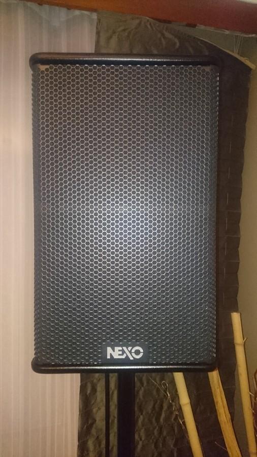 Nexo PS10 R2 géber images