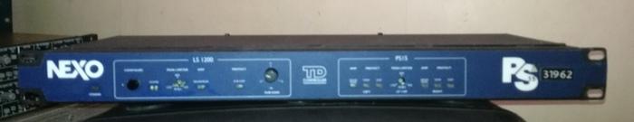 Nexo PS15 TD MK II HD_SOUND images