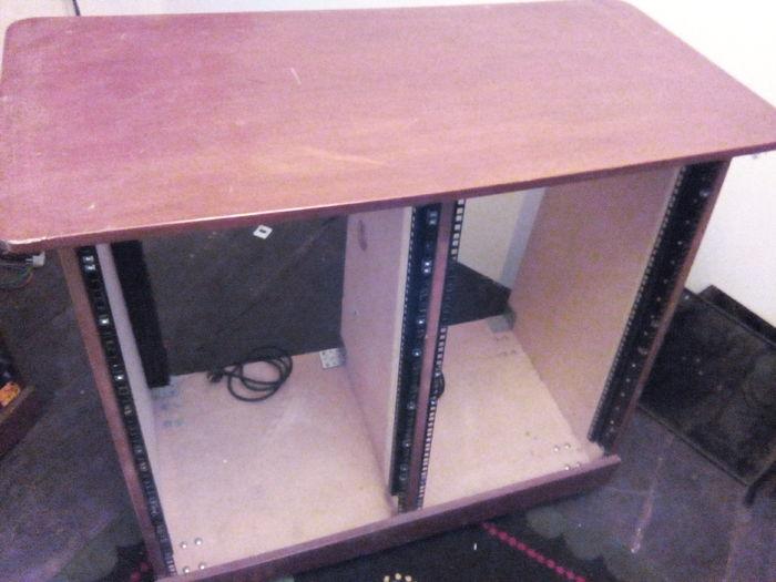 Rack meuble studio 40 unit s 2x20 languedoc roussillon for Meuble bureau home studio