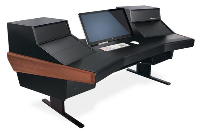 Photo no name meuble rack bureau studio capture d for Meuble bureau home studio