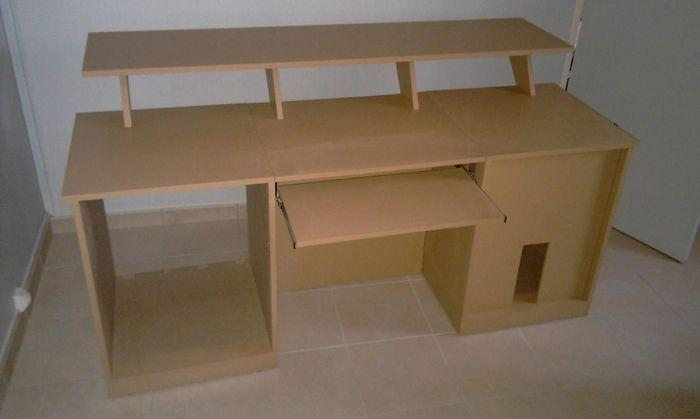 photo no name meuble rack bureau studio sans marque. Black Bedroom Furniture Sets. Home Design Ideas