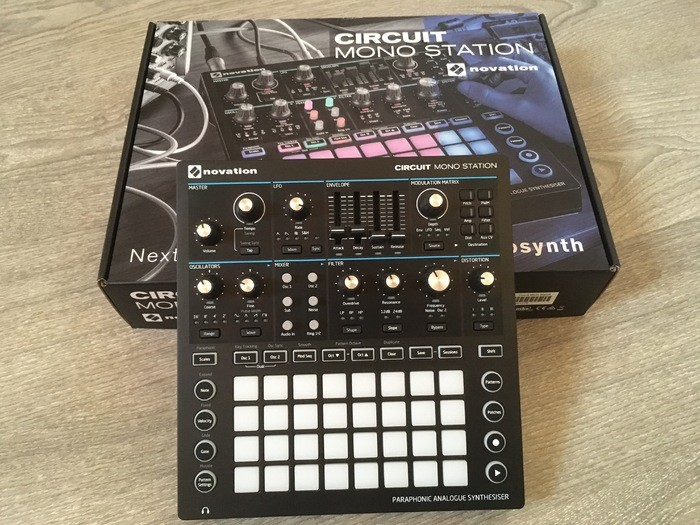 Novation Circuit Mono Station (8387)