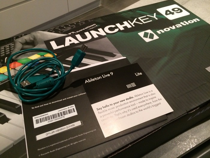 Novation Launchkey 49 mk2 (57646)