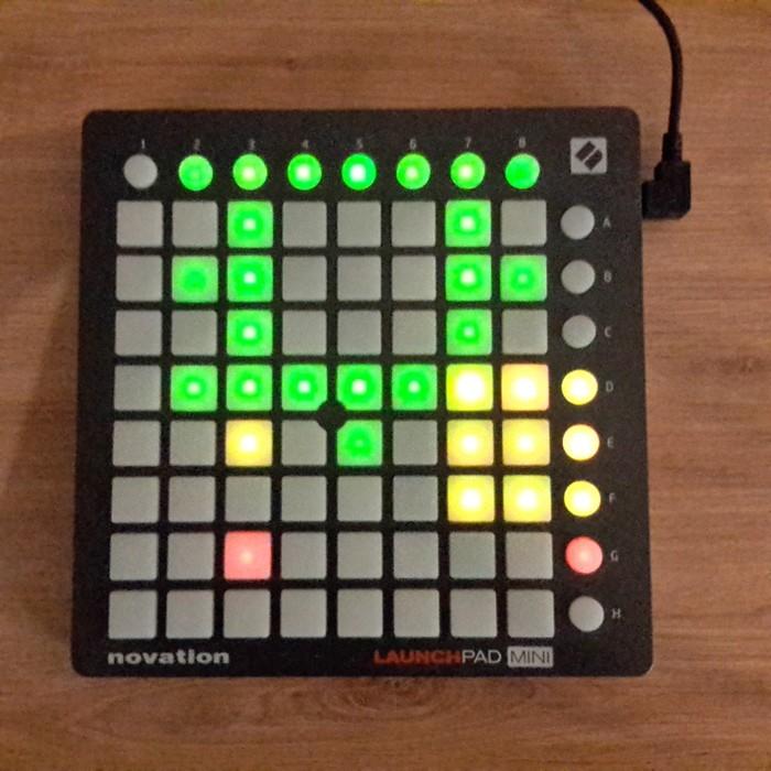 Novation Launchpad Mini (32264)