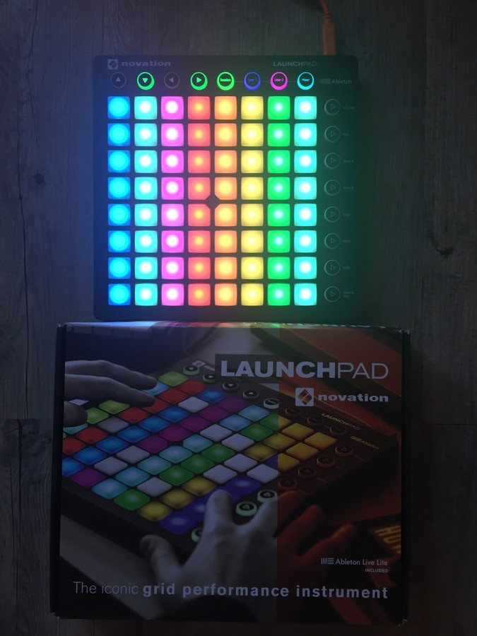 Novation Launchpad mk2 (19923)