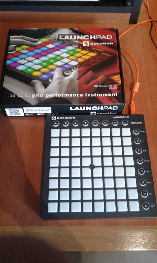 Novation Launchpad mk2 (39179)