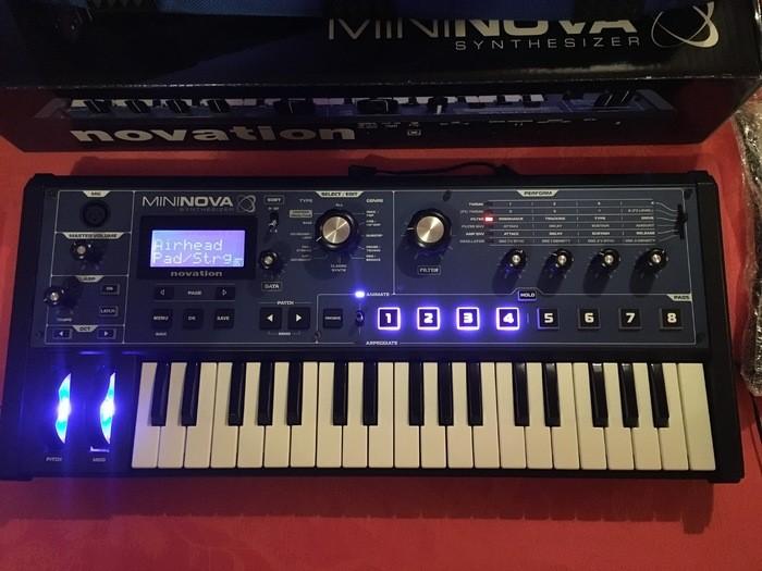 Novation MiniNova (40089)