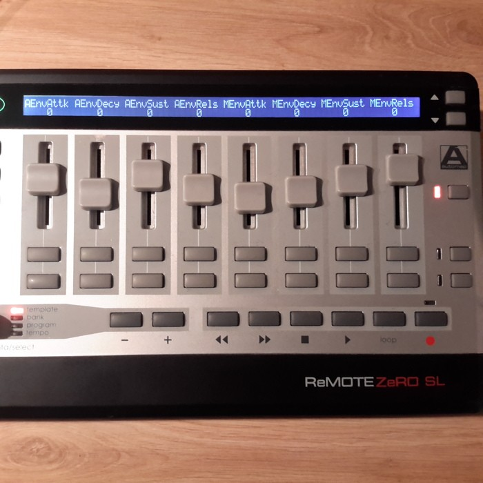Novation Remote ZeRO SL (70537)