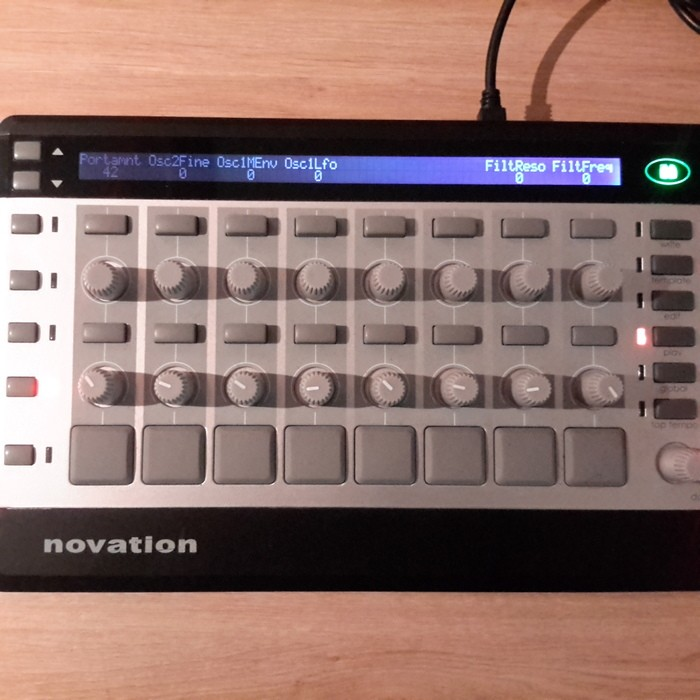 Novation Remote ZeRO SL (65218)