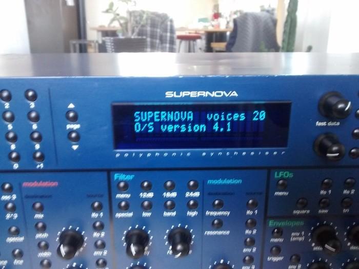 Novation Supernova (88008)