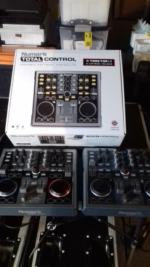 Numark Total Control (96701)