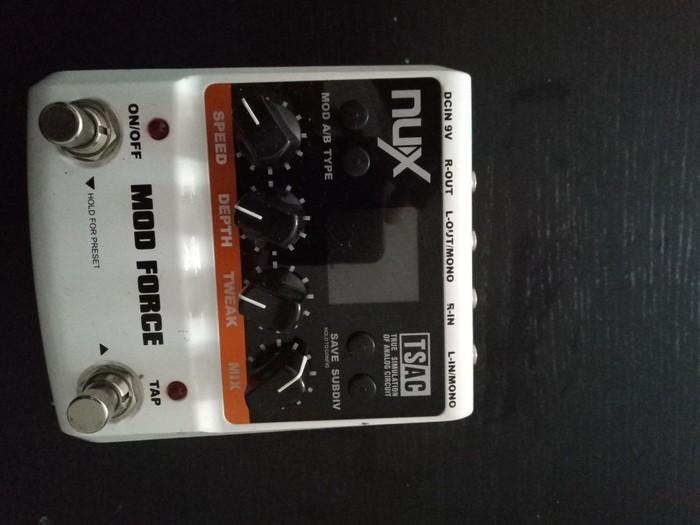 nUX Mod Force (56032)