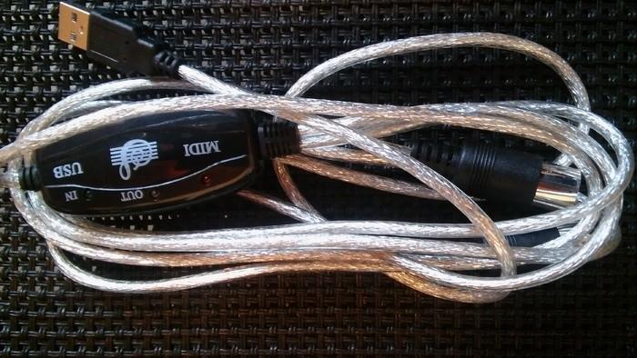 nUX PMS-2 Midi Switcher (1593)
