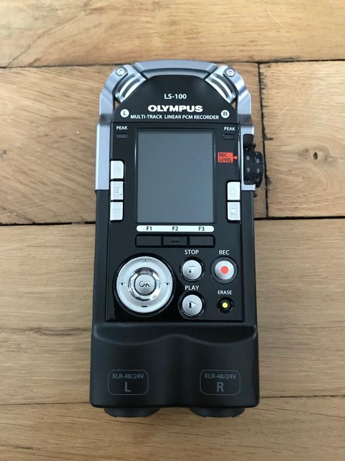 Olympus LS-100 (99412)