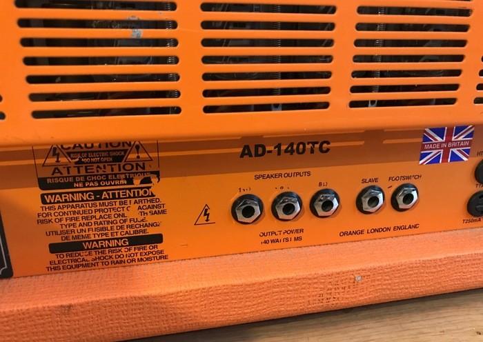 Orange AD140TC (63548)