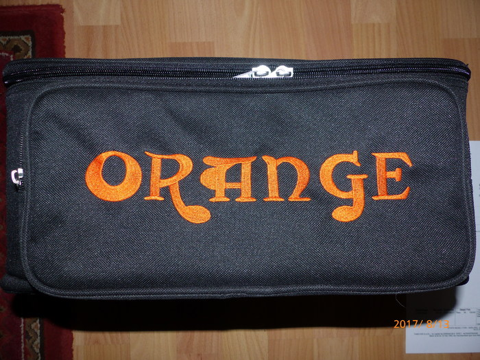 Orange Dual Terror Gône Feeling images