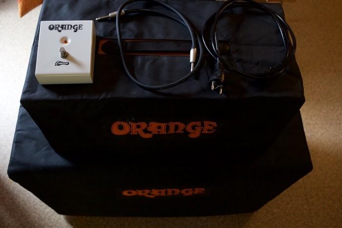 Orange ensemble 3