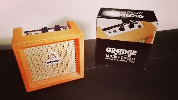 Orange Micro Crush (15523)