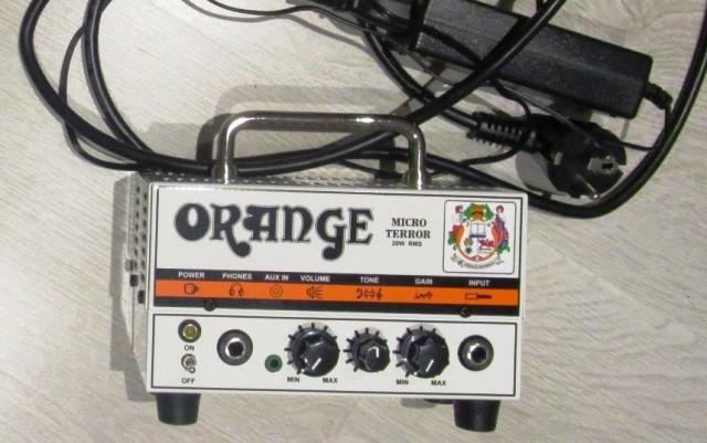 Orange Micro Terror (57312)