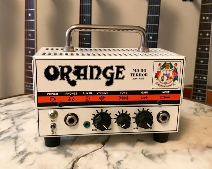 Orange Micro Terror (49969)