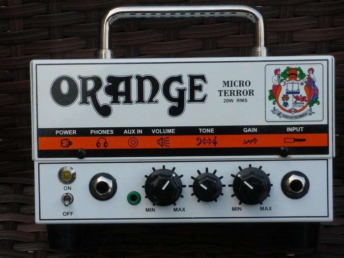 Orange Micro Terror (39511)