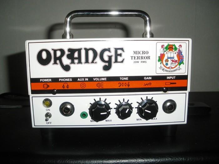 Orange Micro Terror SHOTOKAN77 images