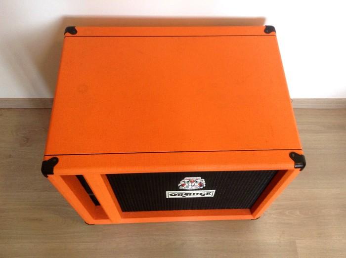 Orange OBC115 haut