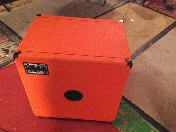 Orange OBC 410 Emmanuel Delettrez images