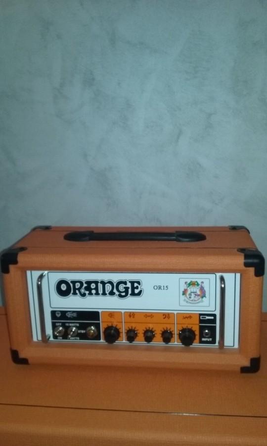 Orange OR15H Reissue (76537)