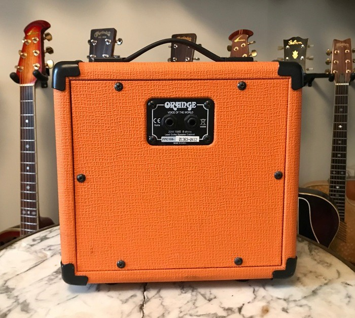 Orange PPC108 (3367)
