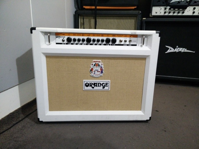 Orange Rockerverb 50 MKII 2x12 Combo