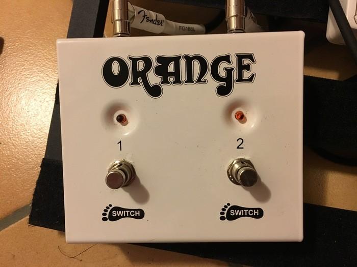 Orange Rockerverb 50 MKIII Head (73844)