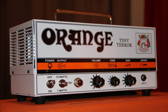 Orange Tiny Terror (32379)