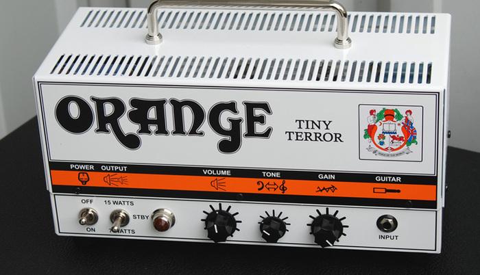 Orange Tiny Terror (43444)