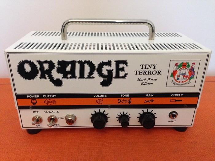 Orange TinyTerror Hard Wired Edition (84156)