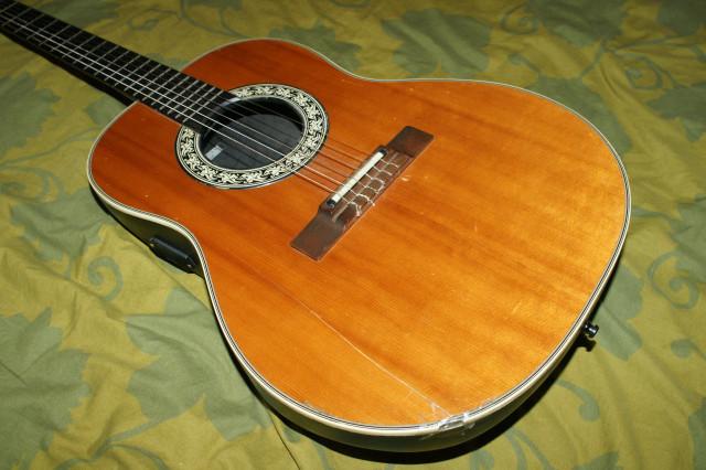 guitare classique ovation nylon