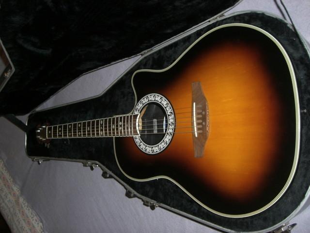 Ovation celebrity cc157 acoustic electric guitar