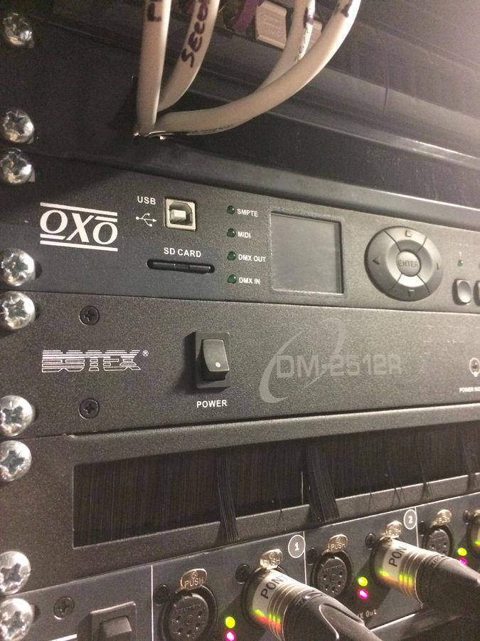 Oxo Sauvegarde DMX solano 2 (71914)